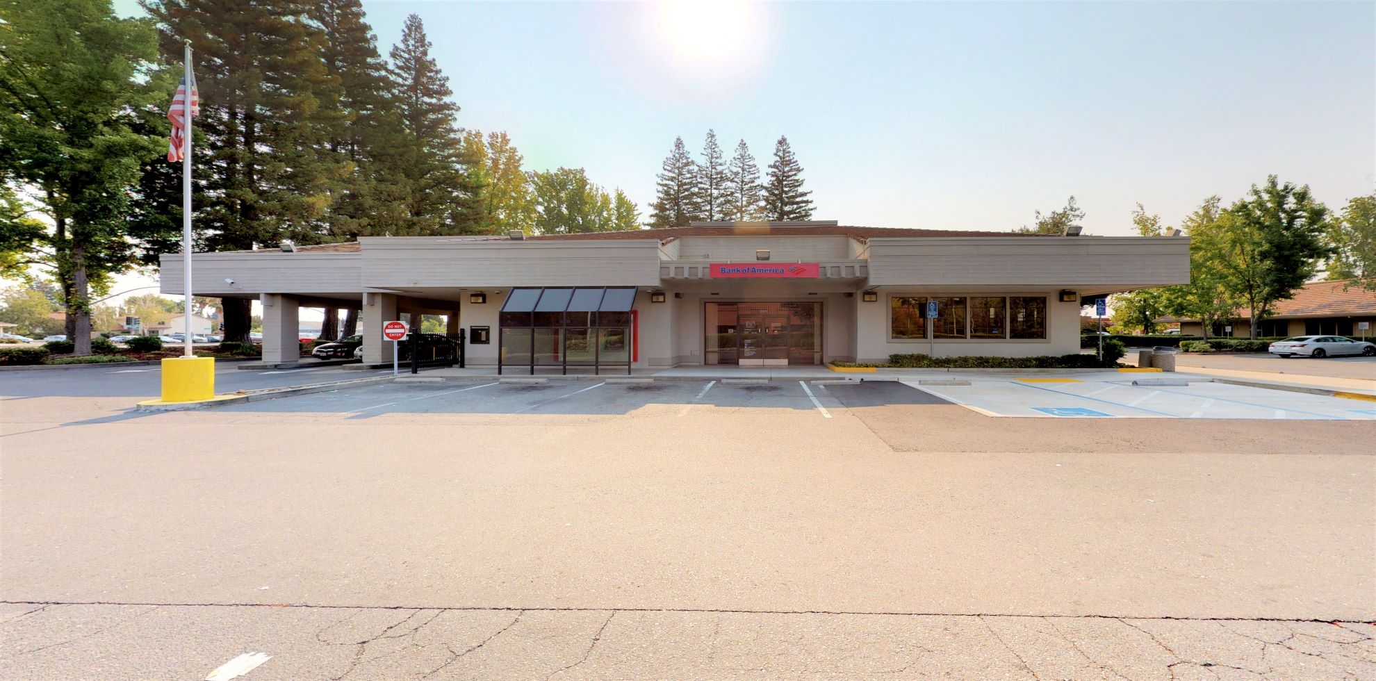 Bank of America financial center with drive-thru ATM | 940 Florin Rd, Sacramento, CA 95831