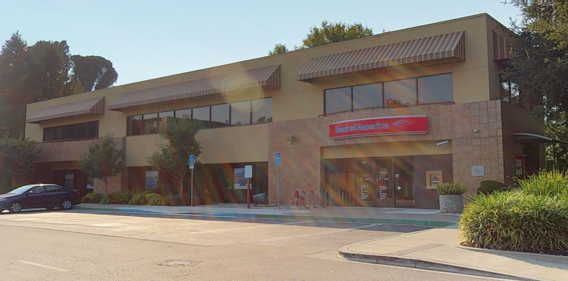 Bank of America financial center with walk-up ATM | 50 Bon Air Ctr STE 100, Greenbrae, CA 94904