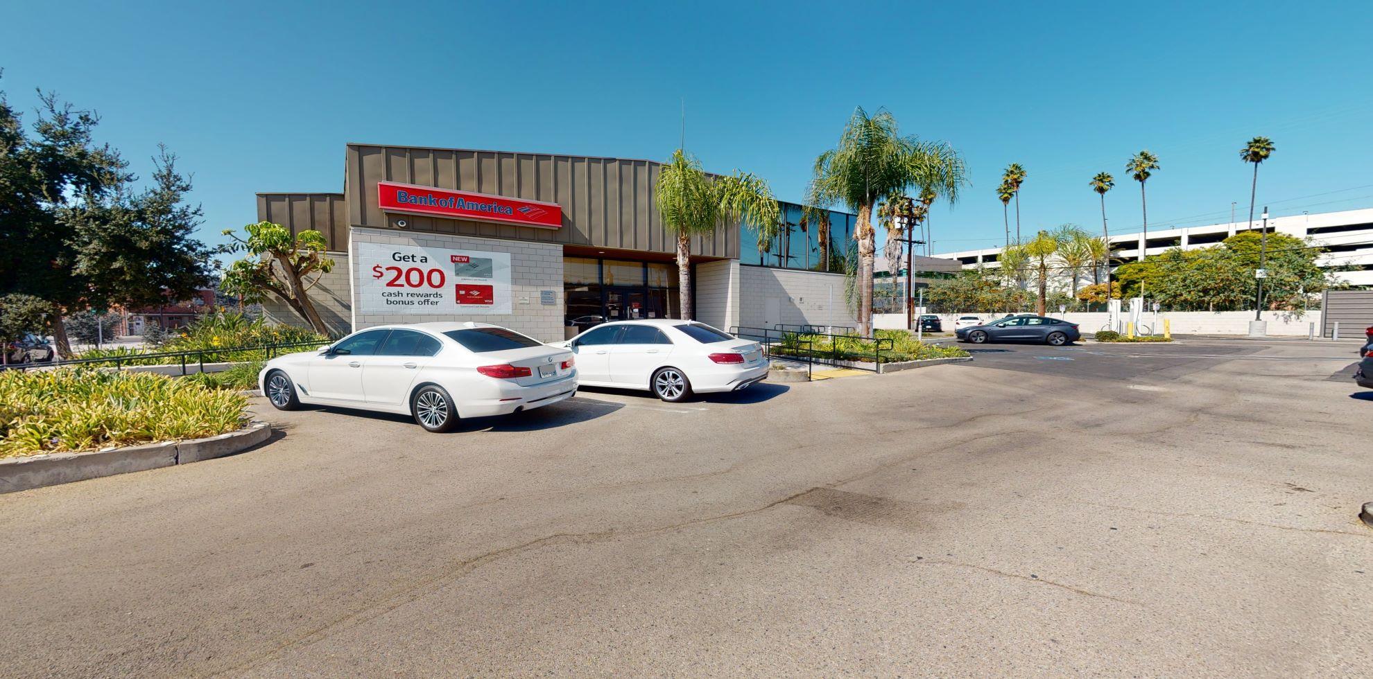 Bank of America financial center with drive-thru ATM   3812 San Fernando Rd, Glendale, CA 91204