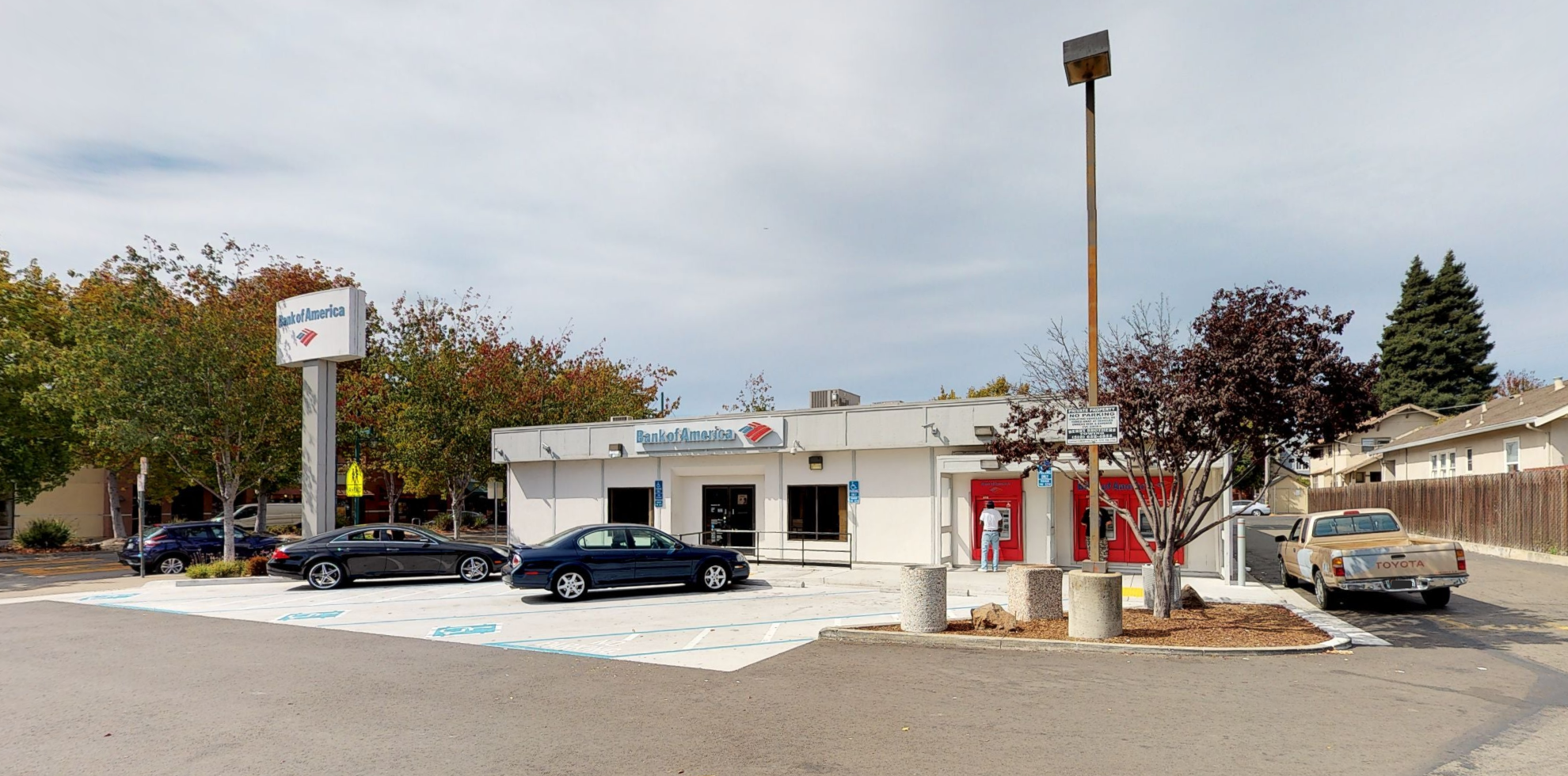 Bank of America financial center with walk-up ATM | 4120 San Pablo Ave, Emeryville, CA 94608