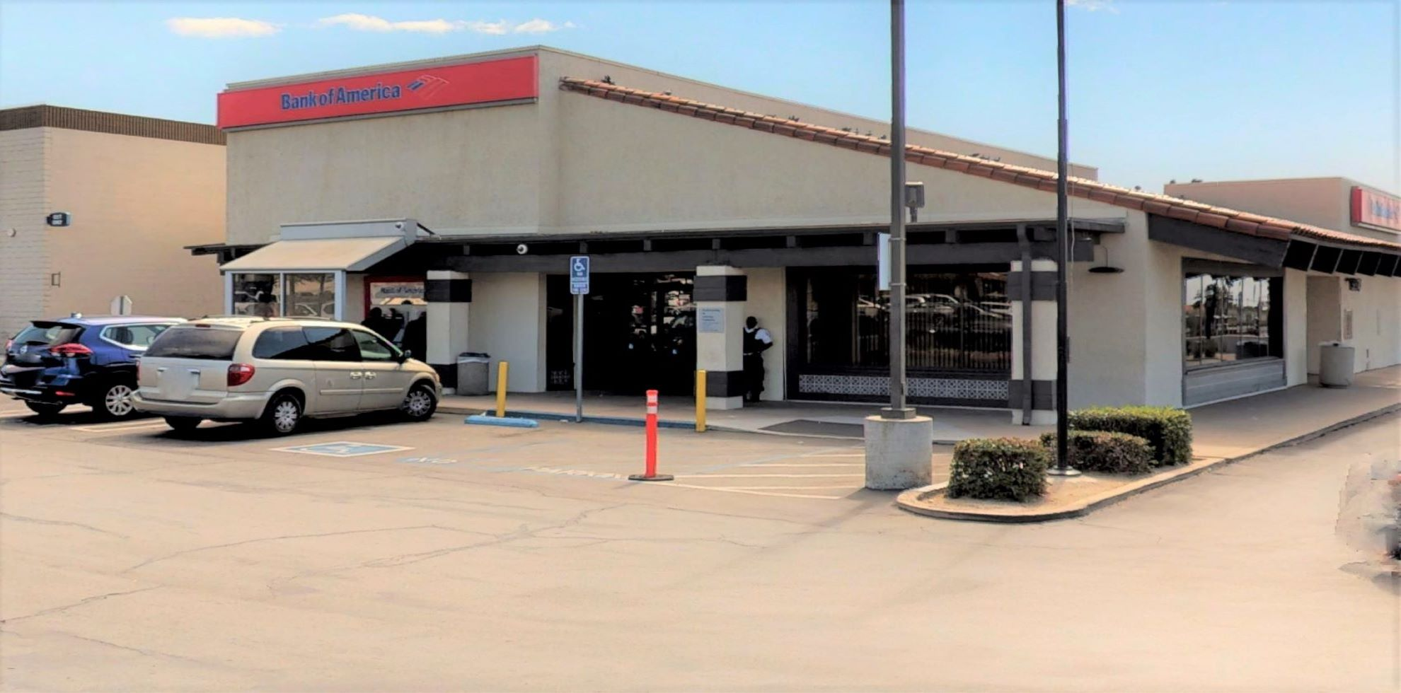 Bank of America financial center with drive-thru ATM   13210 Palm Dr, Desert Hot Springs, CA 92240