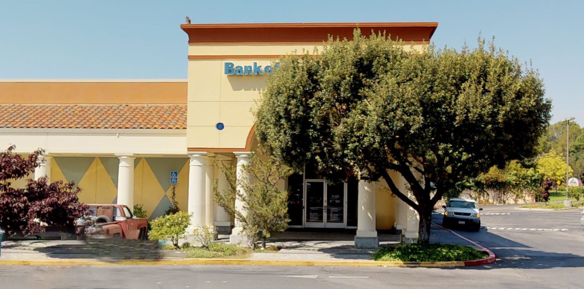 Bank of America financial center with walk-up ATM   3491 McKee Rd, San Jose, CA 95127