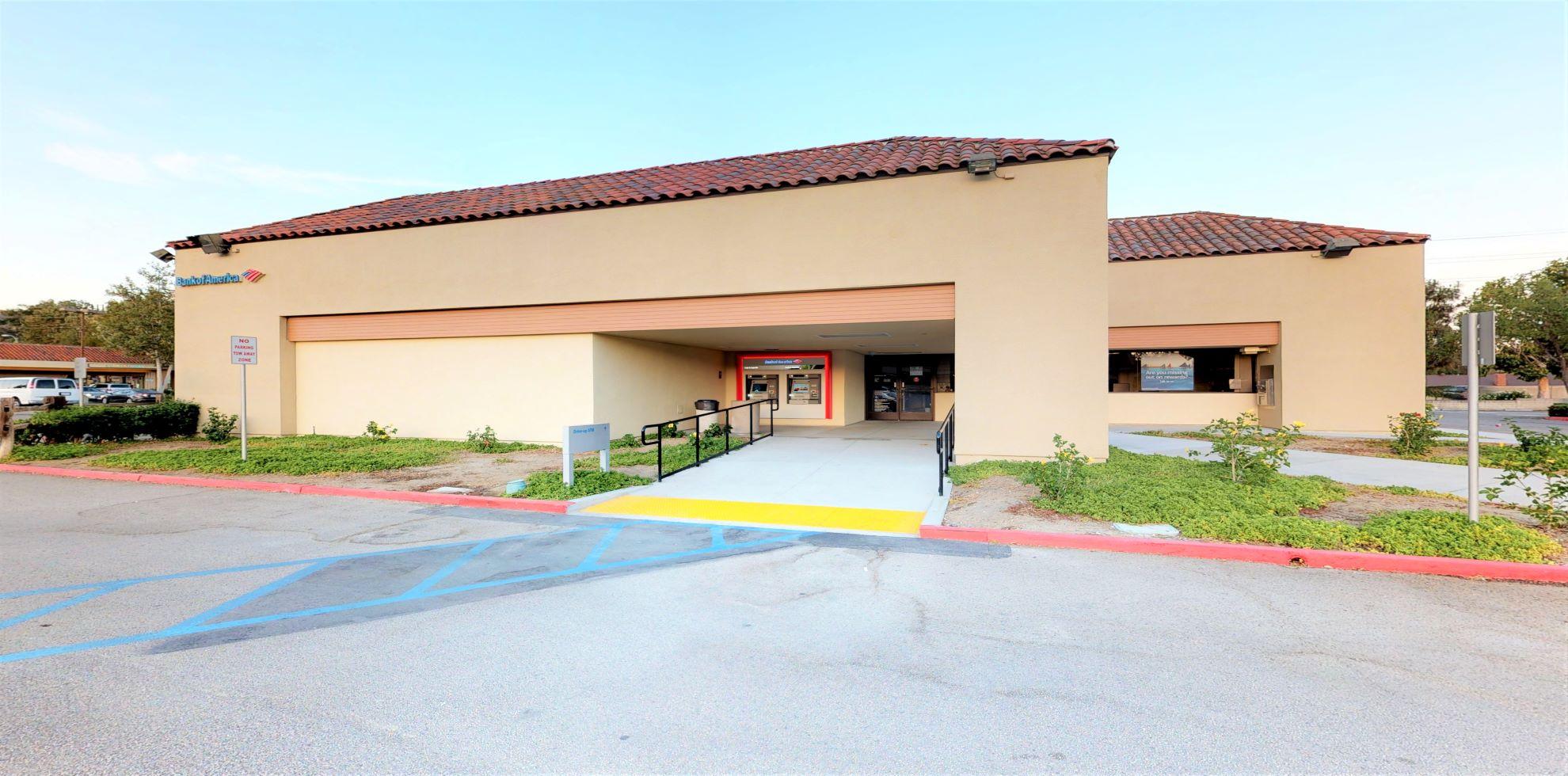 Bank of America financial center with drive-thru ATM   5667 Kanan Rd, Agoura, CA 91301