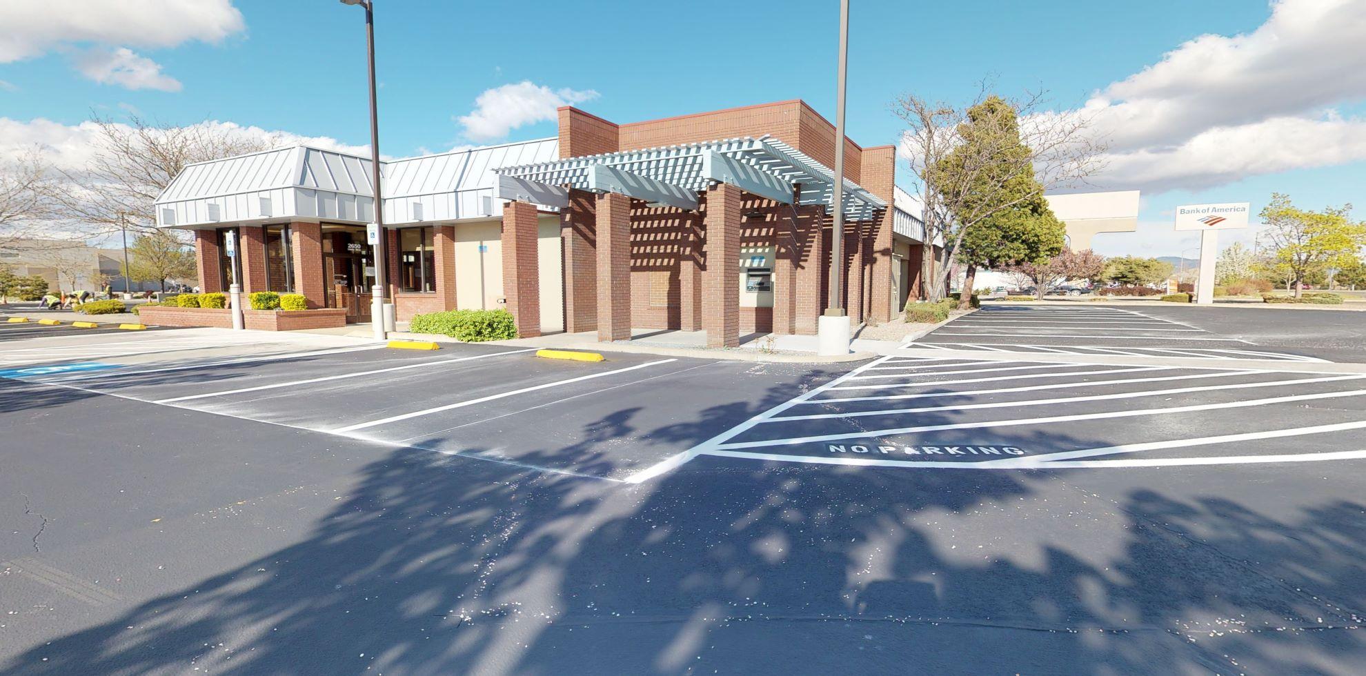 Bank of America financial center with drive-thru ATM | 2650 Oddie Blvd, Sparks, NV 89431