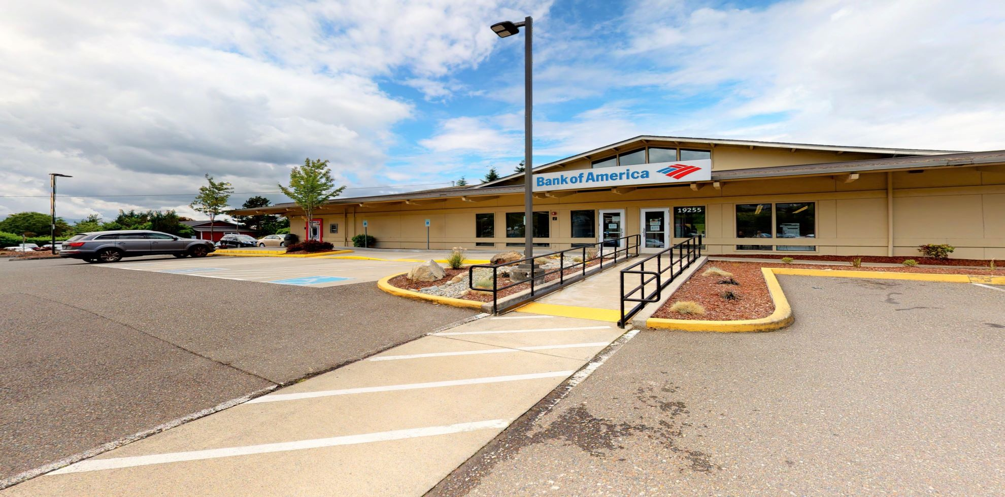 Bank of America financial center with drive-thru ATM | 19255 Jensen Way NE, Poulsbo, WA 98370
