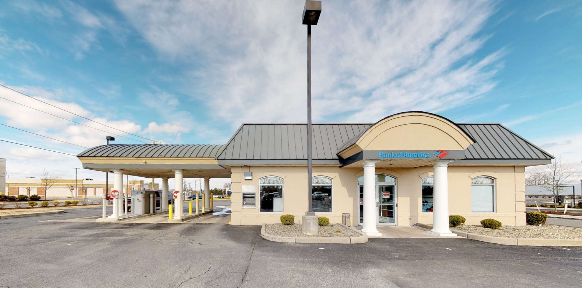 Bank of America financial center with drive-thru ATM | 700 Sunburst Hwy, Cambridge, MD 21613