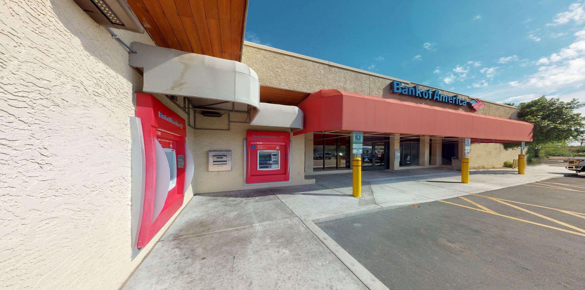 Bank of America financial center with drive-thru ATM | 13008 N Tatum Blvd, Phoenix, AZ 85032