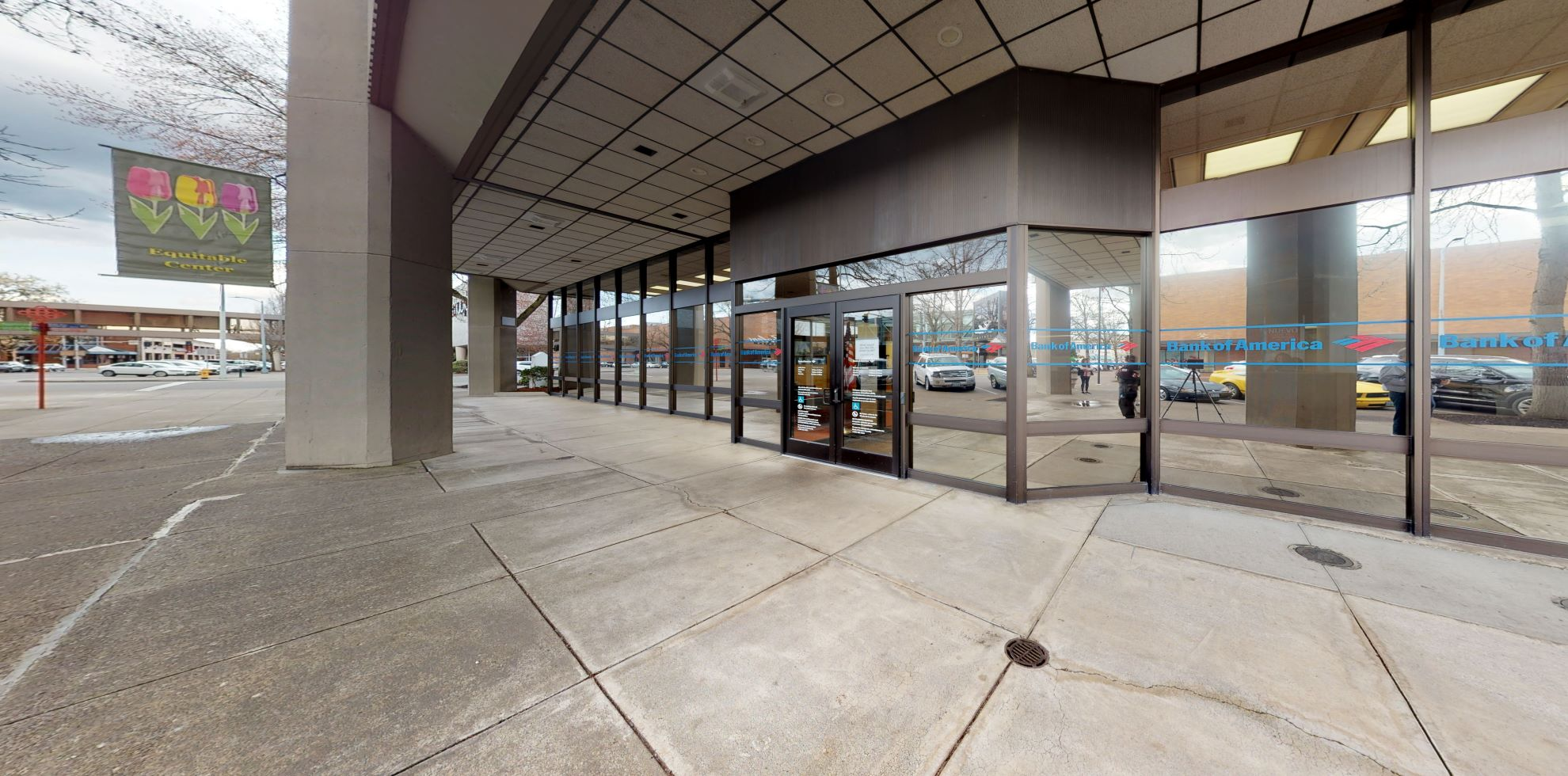 Bank of America financial center with walk-up ATM | 390 High St NE, Salem, OR 97301
