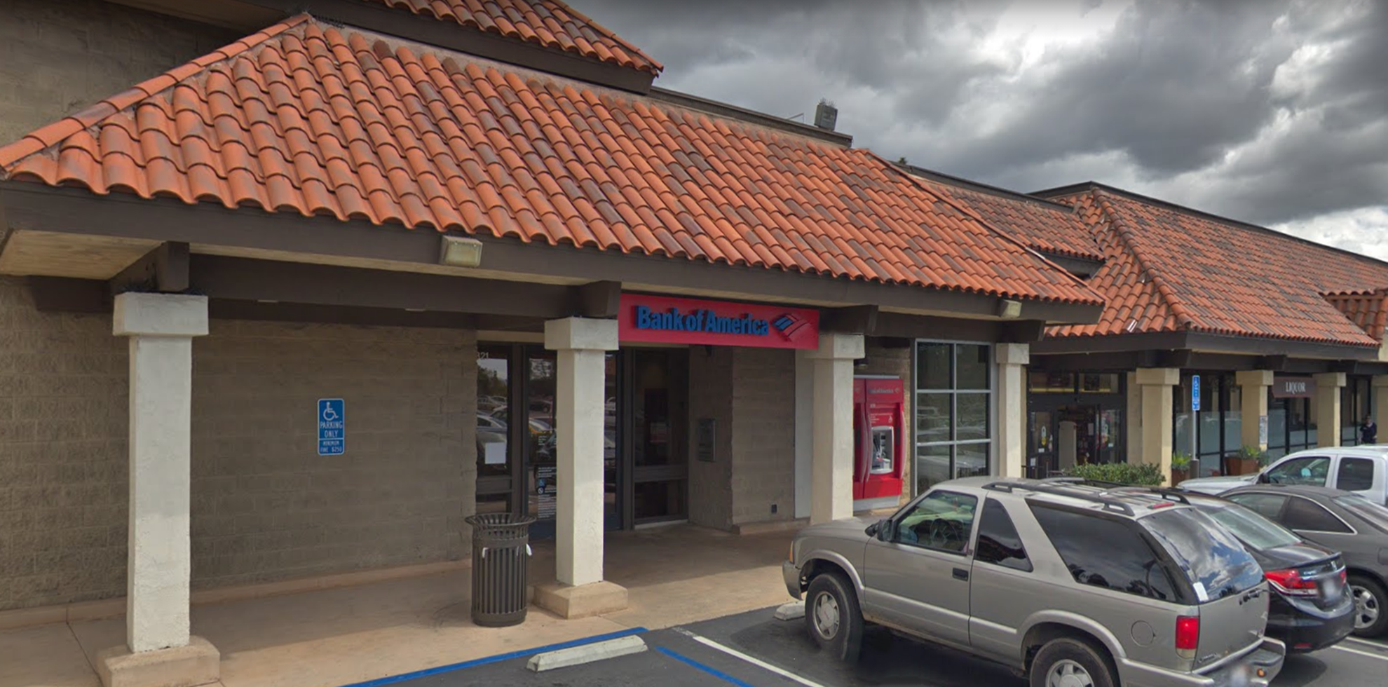 Bank of America financial center with drive-thru ATM   26821 Trabuco Rd, Mission Viejo, CA 92691
