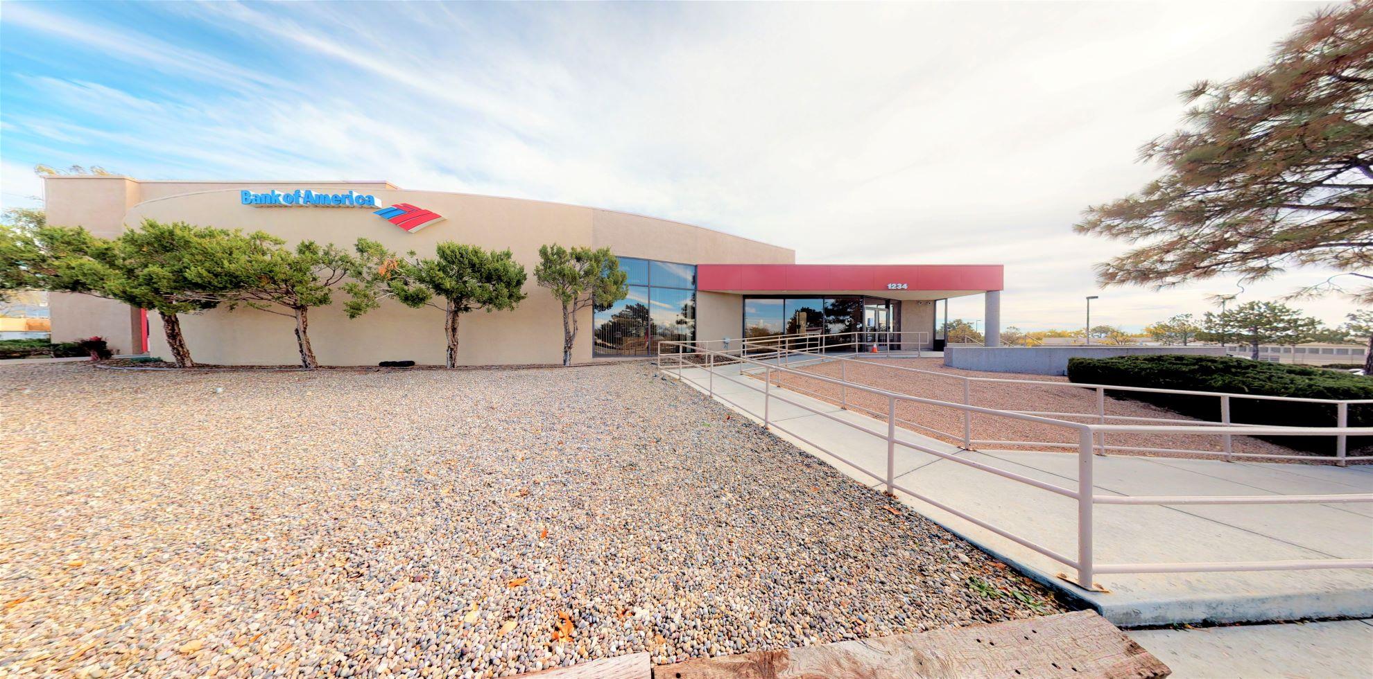 Bank of America financial center with drive-thru ATM | 1234 Saint Michaels Dr, Santa Fe, NM 87505