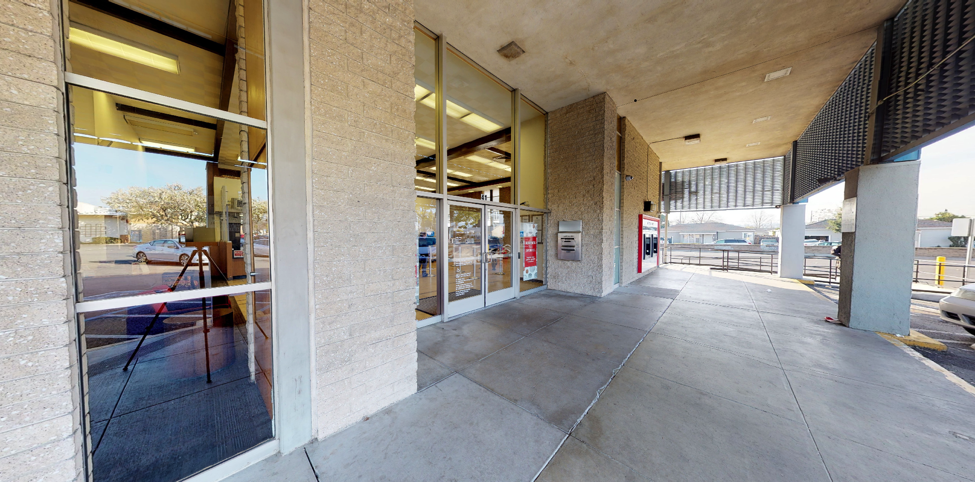 Bank of America financial center with walk-up ATM | 41 E 18th St, Antioch, CA 94509