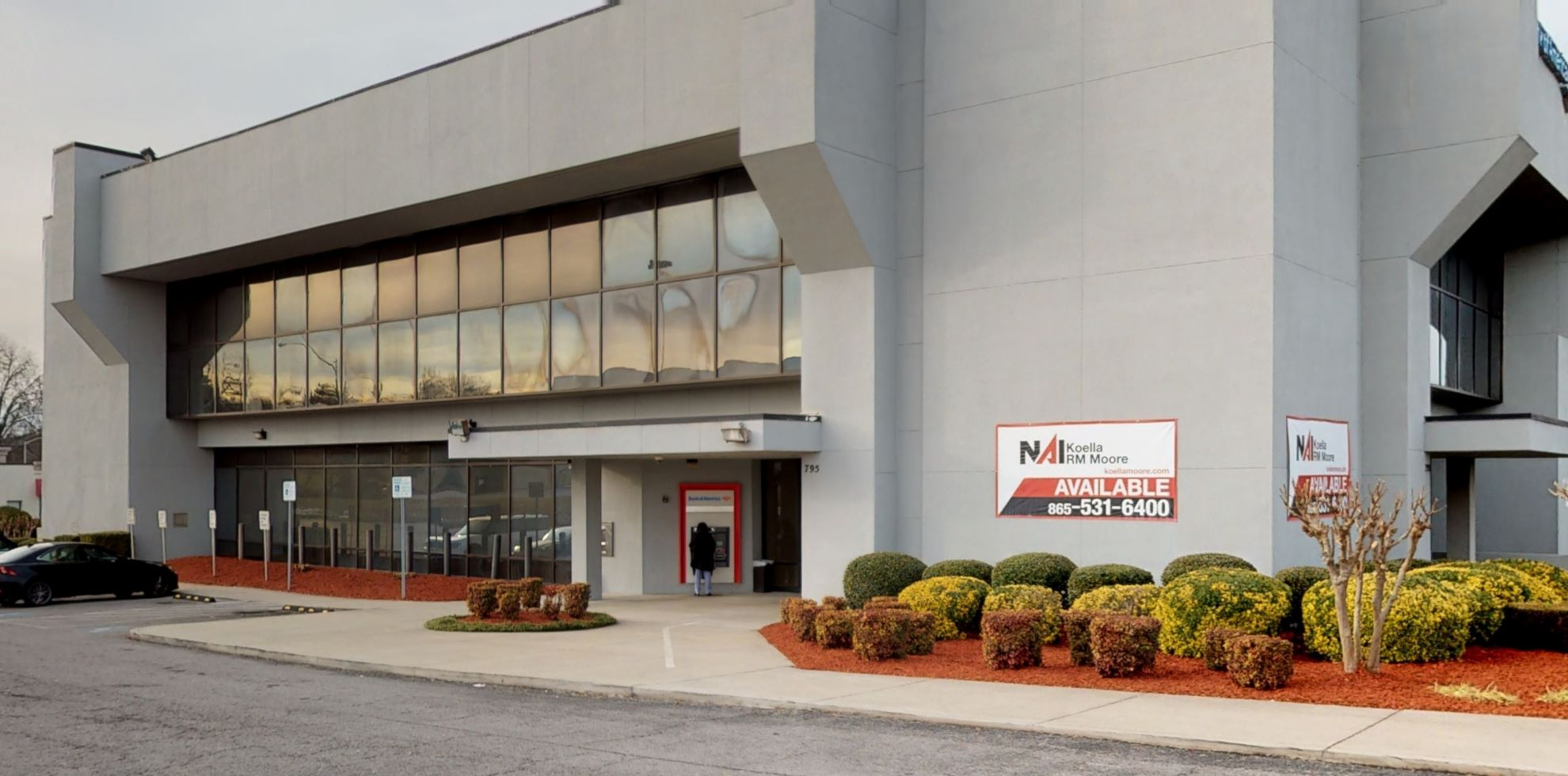 Bank of America financial center with walk-up ATM | 795 Main St W, Oak Ridge, TN 37830