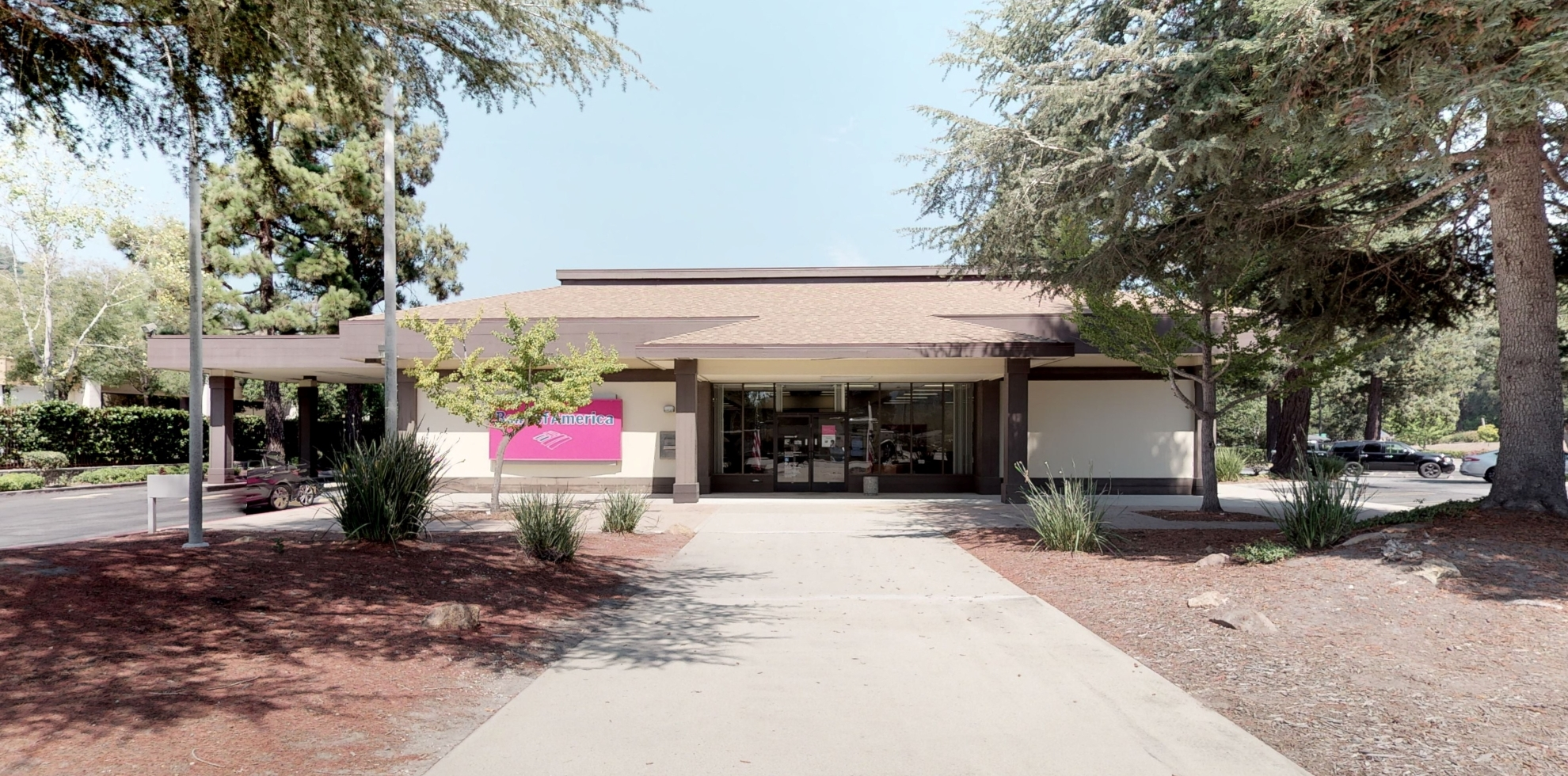 Bank of America financial center with drive-thru ATM | 4525 Scotts Valley Dr, Scotts Valley, CA 95066