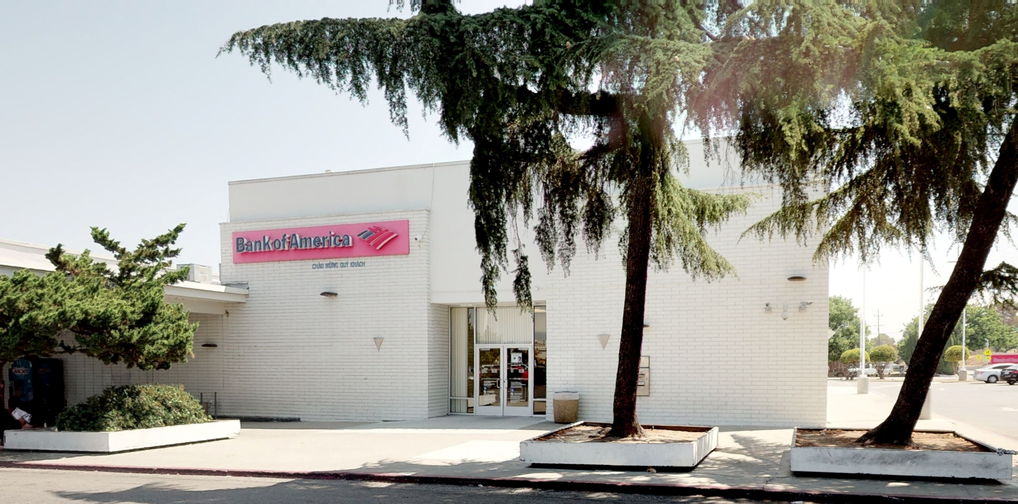 Bank of America financial center with walk-up ATM | 4150 Monterey Hwy, San Jose, CA 95111