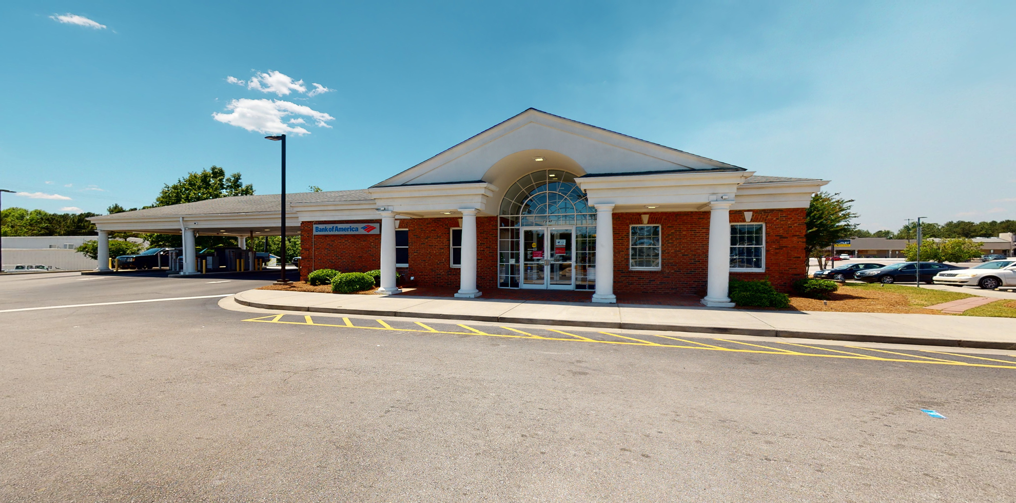 Bank of America financial center with drive-thru ATM and teller | 7547 Garners Ferry Rd, Columbia, SC 29209