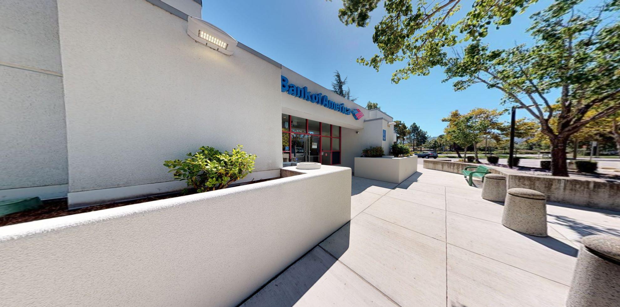 Bank of America financial center with walk-up ATM   6005 Stoneridge Dr, Pleasanton, CA 94588