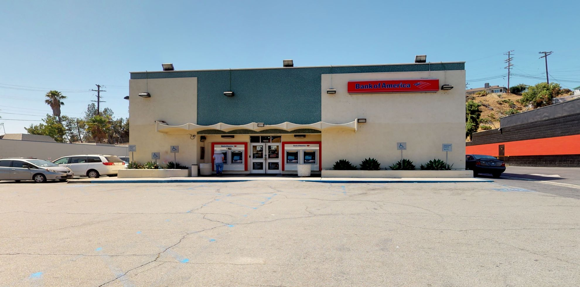 Bank of America financial center with walk-up ATM | 1969 S Atlantic Blvd, Monterey Park, CA 91754