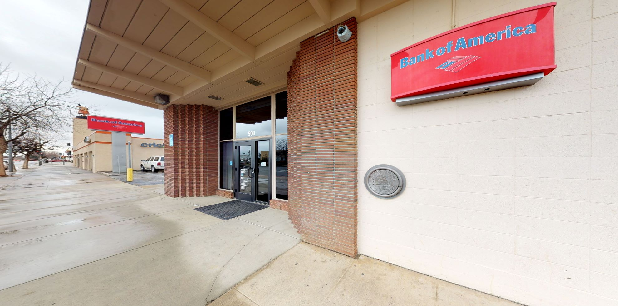 Bank of America financial center with walk-up ATM   500 Bear Mountain Blvd, Arvin, CA 93203