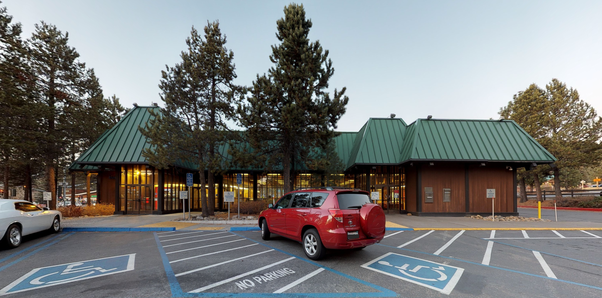 Bank of America financial center with drive-thru ATM | 11265 Donner Pass Rd, Truckee, CA 96161