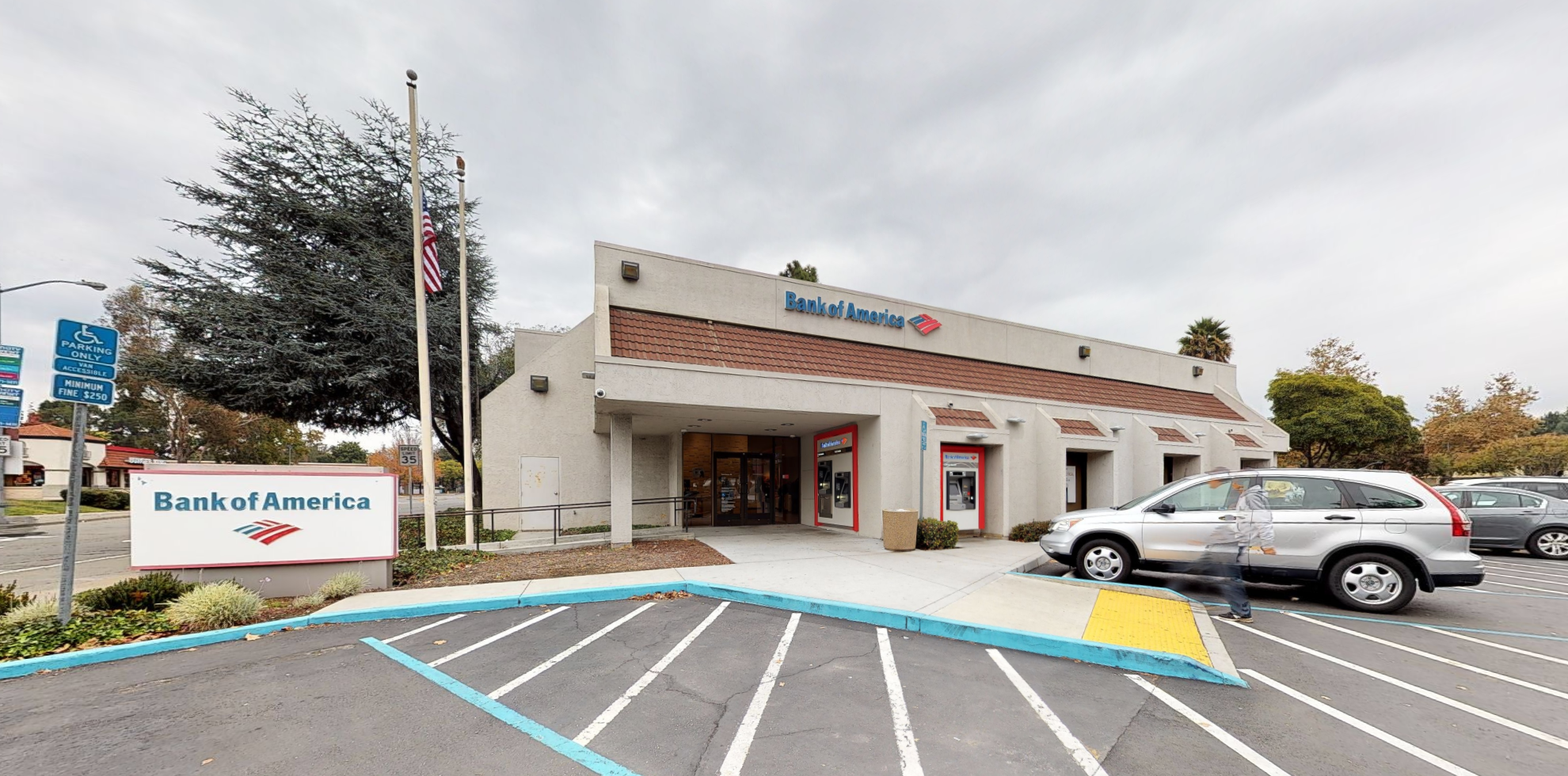 Bank of America financial center with drive-thru ATM   1900 Decoto Rd, Union City, CA 94587