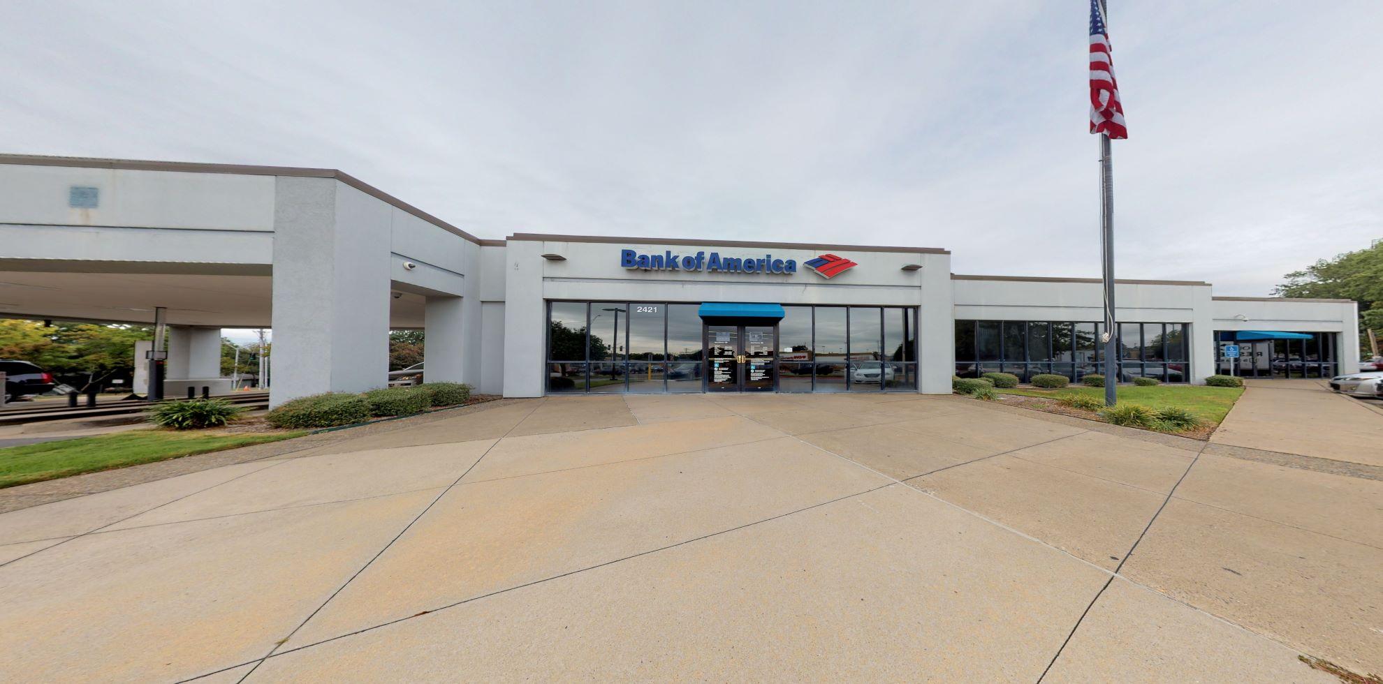 Bank of America financial center with drive-thru ATM | 11315 N Rodney Parham Rd, Little Rock, AR 72212