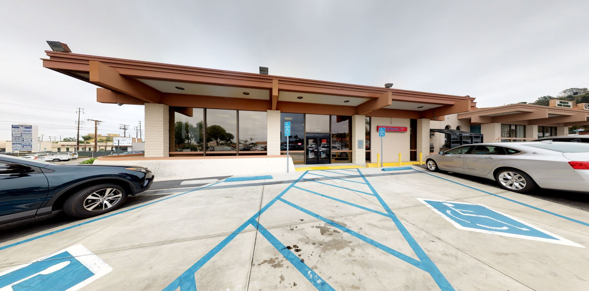 Bank of America financial center with drive-thru ATM   4206 Pacific Coast Hwy, Torrance, CA 90505