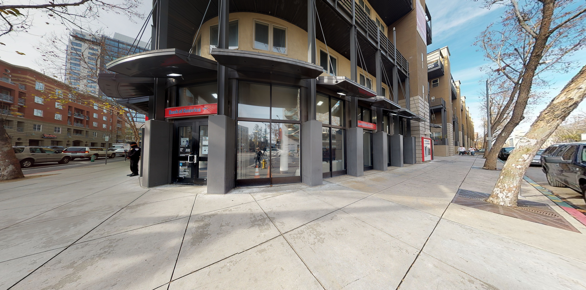 Bank of America financial center with walk-up ATM | 99 S 4th St, San Jose, CA 95112