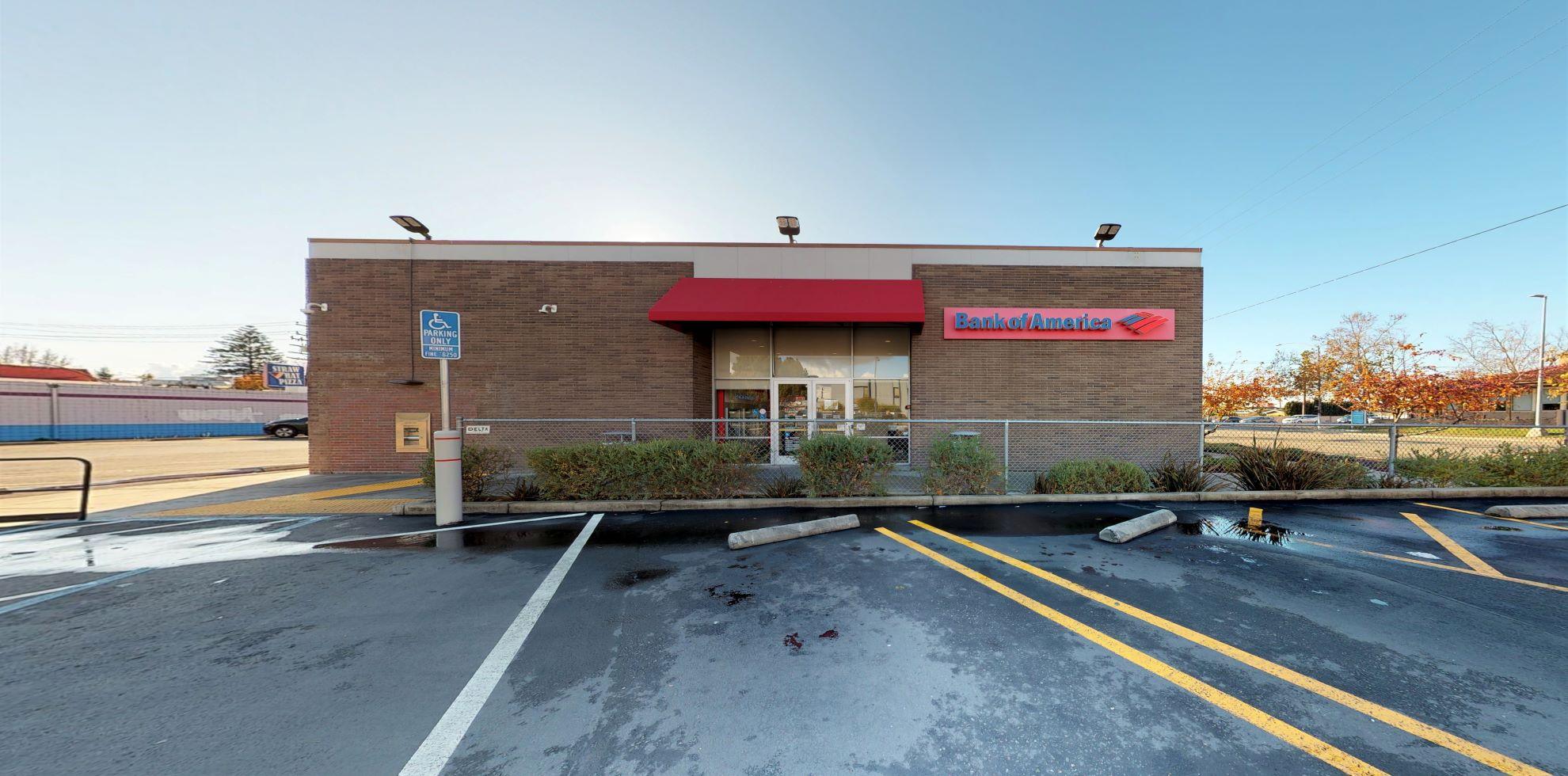 Bank of America financial center with walk-up ATM   24700 Hesperian Blvd, Hayward, CA 94545