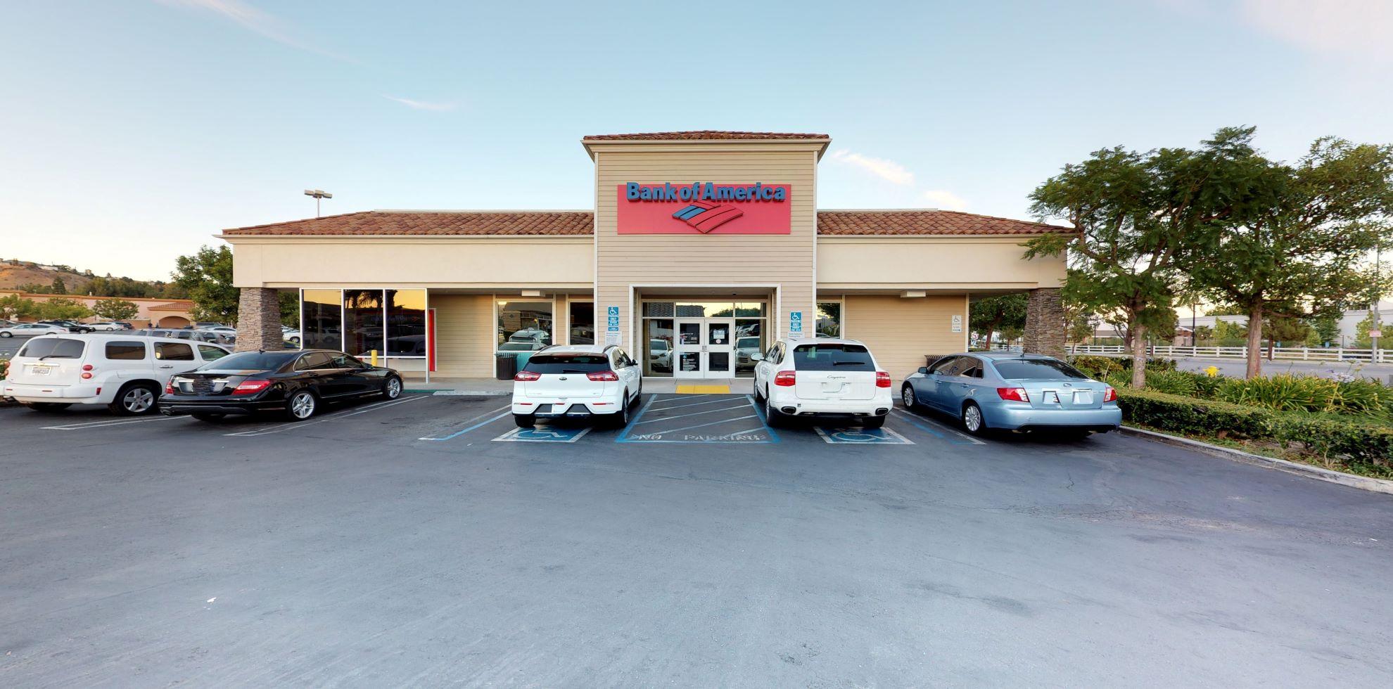 Bank of America financial center with walk-up ATM | 19789 Rinaldi St, Northridge, CA 91326