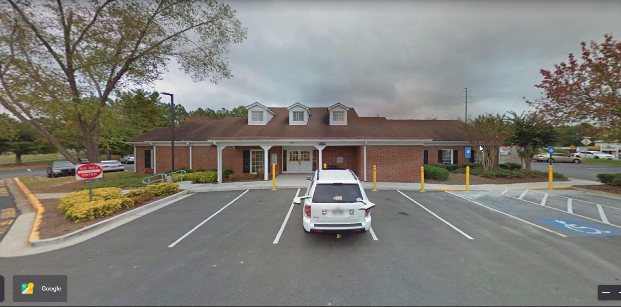 Bank of America financial center with drive-thru ATM and teller   2786 Sandy Plains Rd, Marietta, GA 30066