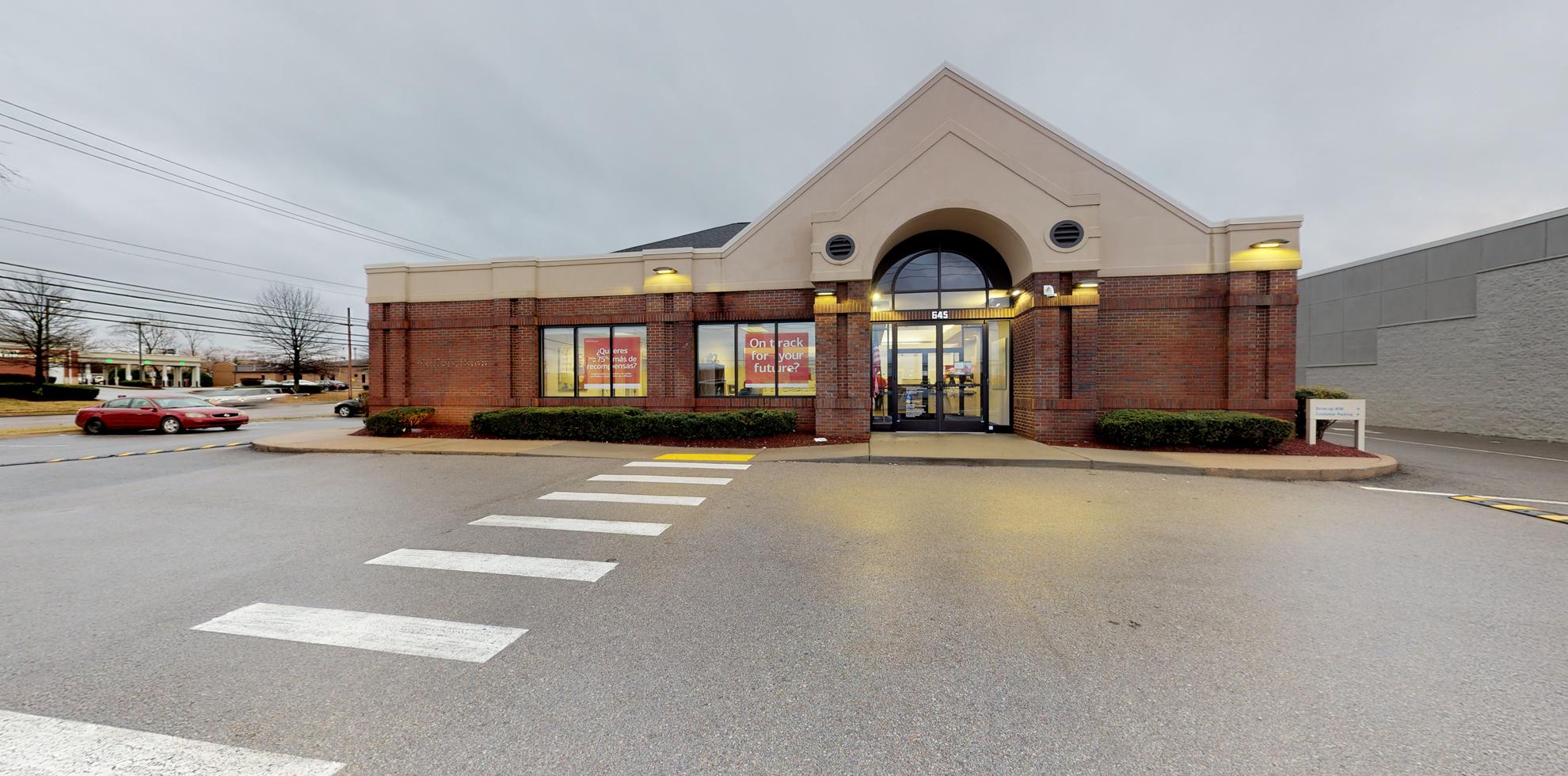 Bank of America financial center with drive-thru ATM | 645 Thompson Ln, Nashville, TN 37204