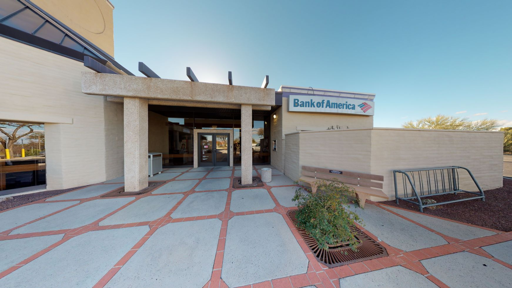 Bank of America financial center with drive-thru ATM | 410 W Continental Rd STE 100, Green Valley, AZ 85622