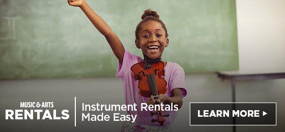 Instrument Rentals Made Easy